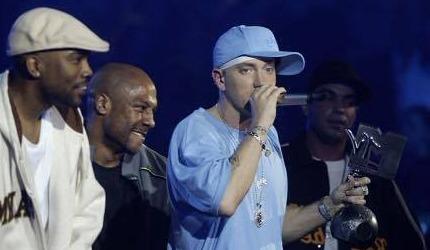 Eminem Bullied