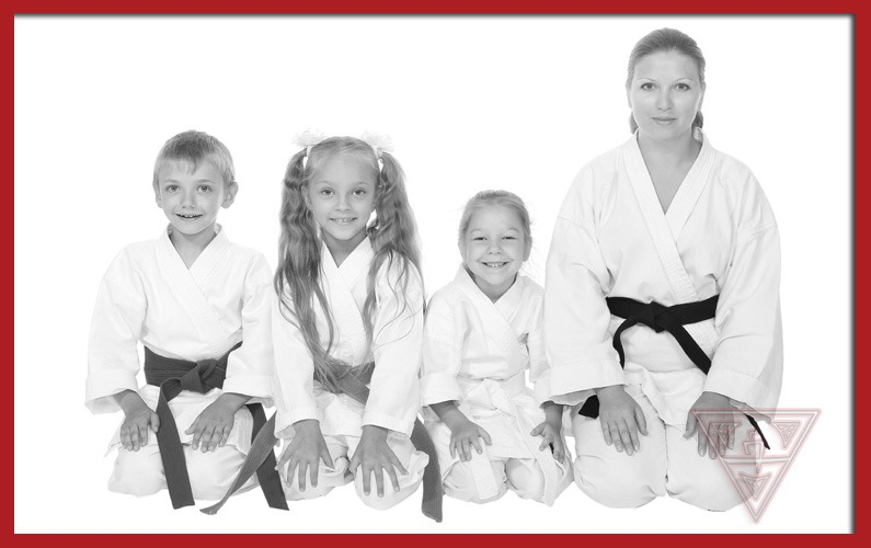 Family Martial Artists