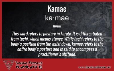 Kamae