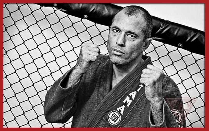 Royce Gracie - Brazilian Jiu-Jitsu Master
