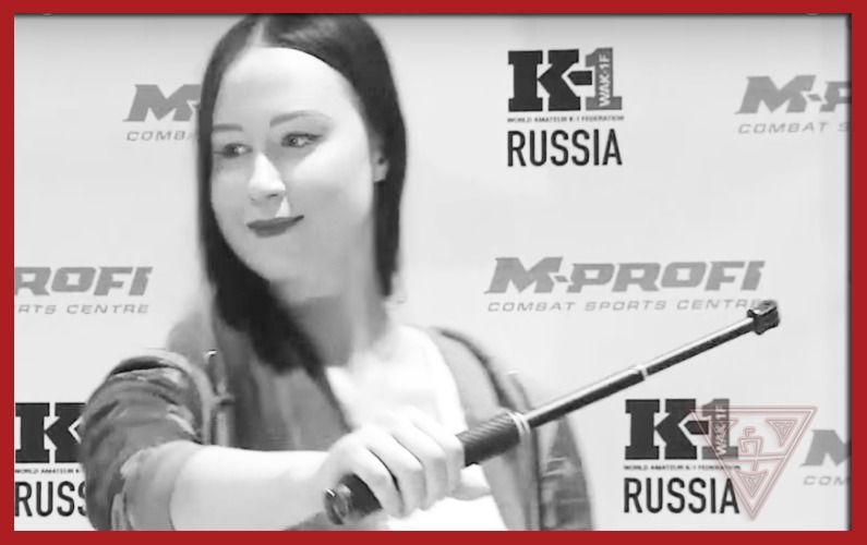 Russian Martial Arts School Teaches Correct Use of Selfie Stick for Self-Defense