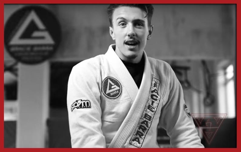 Sam Kaye - Disabled BJJ Fighter