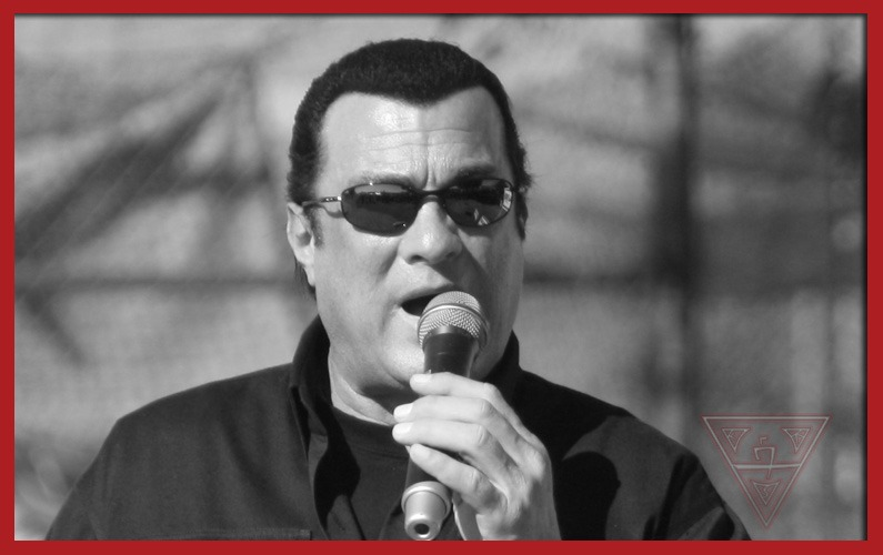 Steven Seagal Asked to Train Serbian Special Forces