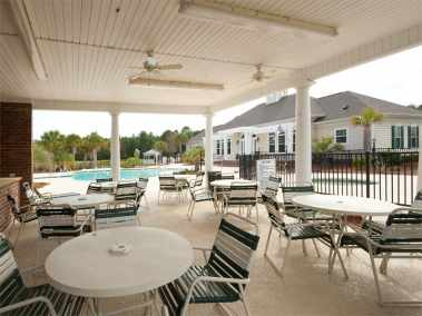 Sandpiper Bay - Pool Side Patio