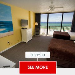 Hotel Rooms With Kitchens Kitchen Appliances Set Panama City Beach Hotels, Condos, Rentals And Houses