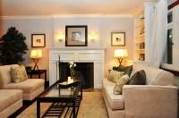 Staging Room by Room - Living Room - Sandra Best Decor