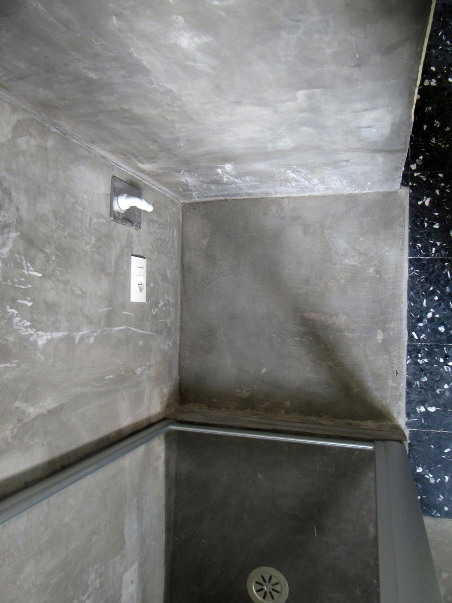 Bagno in cemento  Raw Ideas