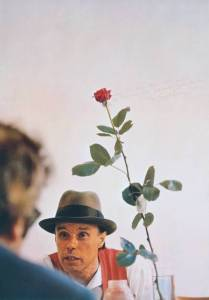 'We can't do it without the Rose' by Joseph Beuys [photo: tate.org.uk]