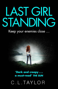 last girl standing by CL Taylor 6-1-15