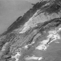 Carr Naze and Filey Brigg, Filey 1925 - photo britainfromabove.org.uk 4-2-15