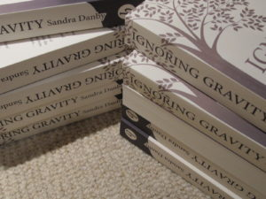 ready for posting - pile of books 18-2-15