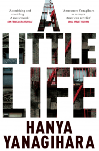a little life by hanua yanagihara 4-6-15