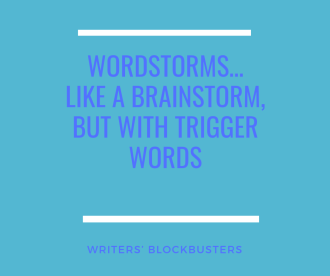 WB Fbk - WORDSTORMS…