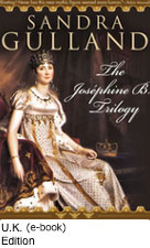 THE JOSEPHINE B. TRILOGY: Omnibus editions - U.K. Cover
