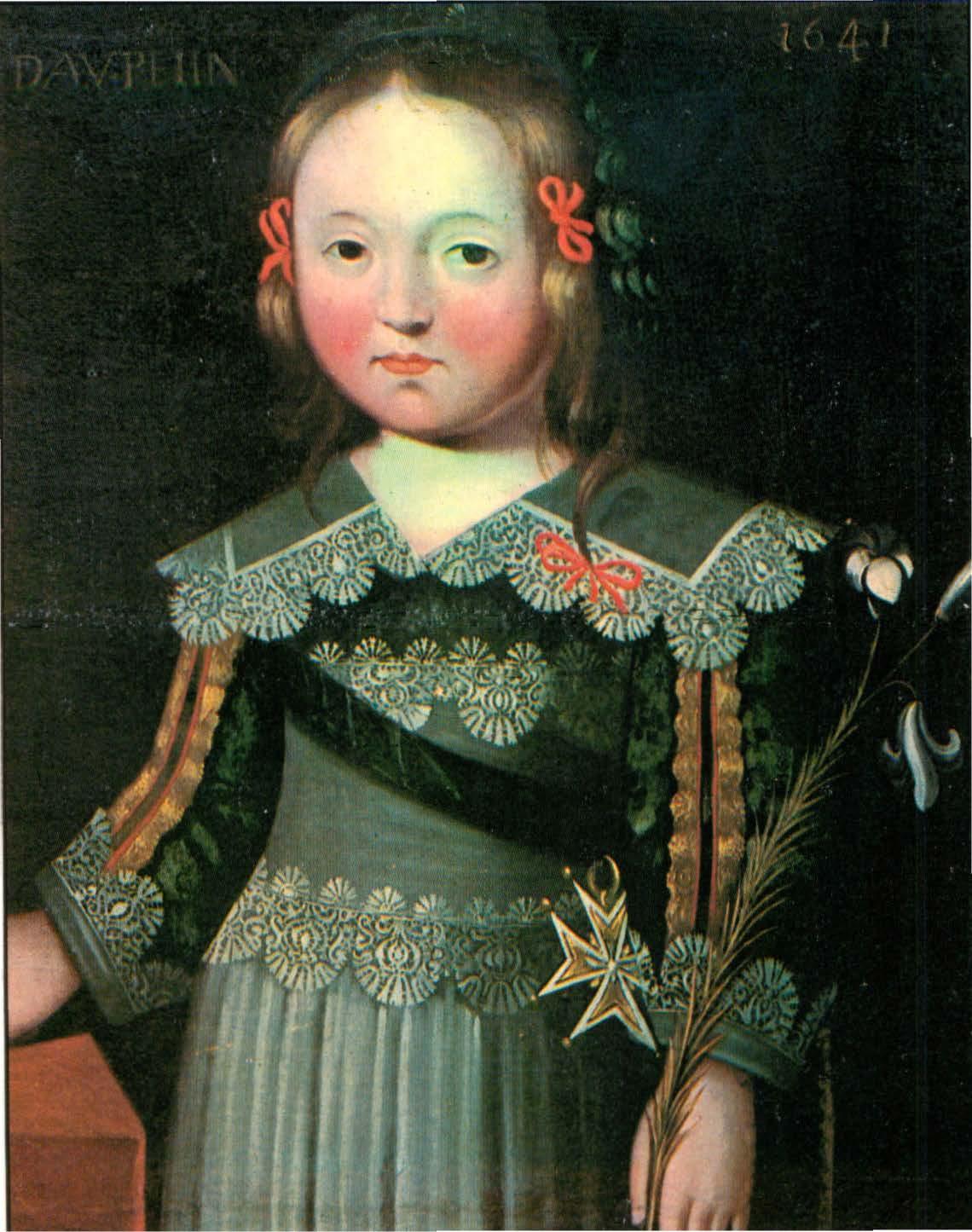 Happy 376th Birthday Louis XIV Sandra Gulland