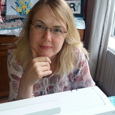 Sandra Healy Designs about me photo