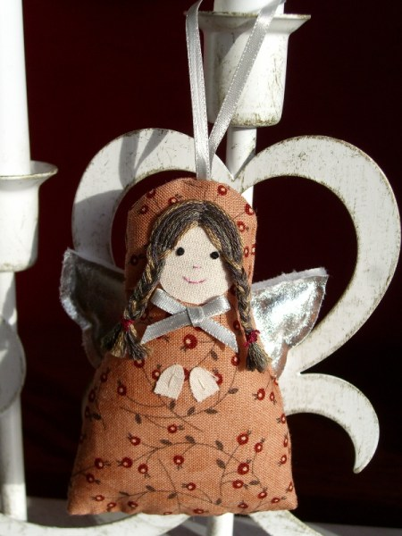 Berry Angel decoration