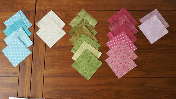 Sandra Healy Designs Cut Squares