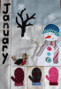 Sandra Healy Designs Calendar Quilt January Block