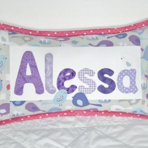 Sandra Healy Designs Personalised Name Cushion