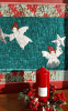 Sandra Healy Designs Christmas Angel Wall Hanging