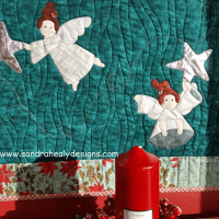 Oops! Angel Wall Hanging