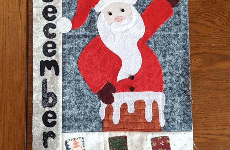 Calendar Quilt – December