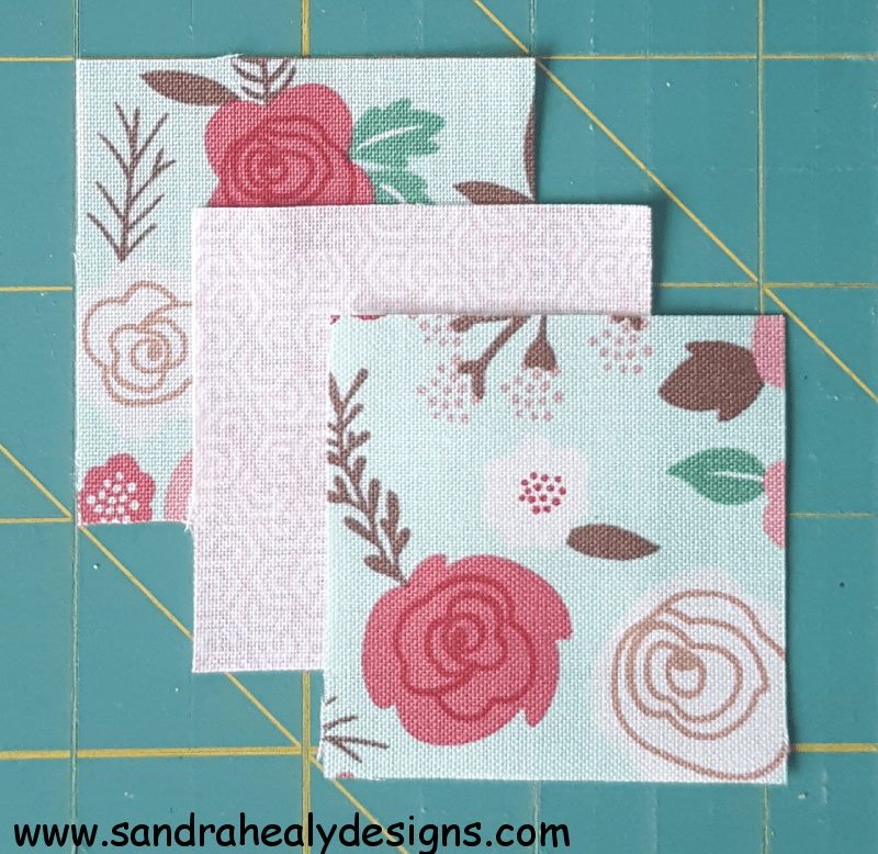 Sandra Healy Designs How To Test Your Seam Allowance Fabric Squares