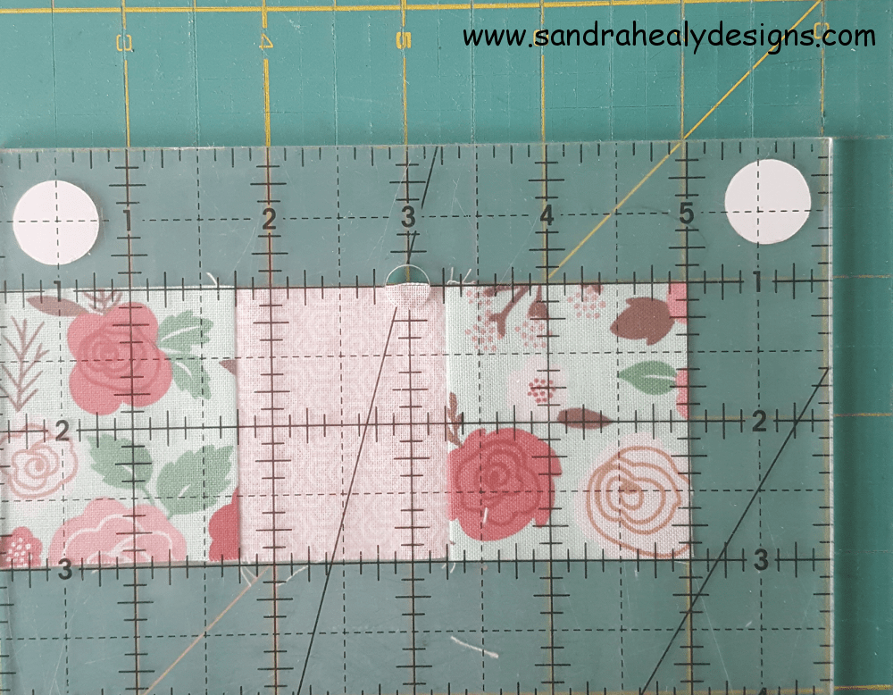 Sandra Healy Designs, How To Test Your Seam Allowance, Measuring Full Block