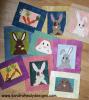Sandra Healy Designs, 'The Bunny Bunch', rabbit blocks