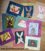 Sandra Healy Designs, 'The Bunny Bunch', rabbit blocks
