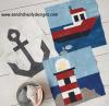 Sandra Healy Designs nautical trio