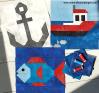 Sandra Healy Designs Three piece nautical bundle