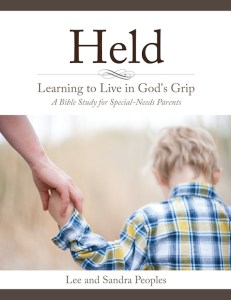 Held: Learning to Live in God's Grip - a Bible Study for Special-Needs Parents