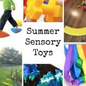 summer sensory toys