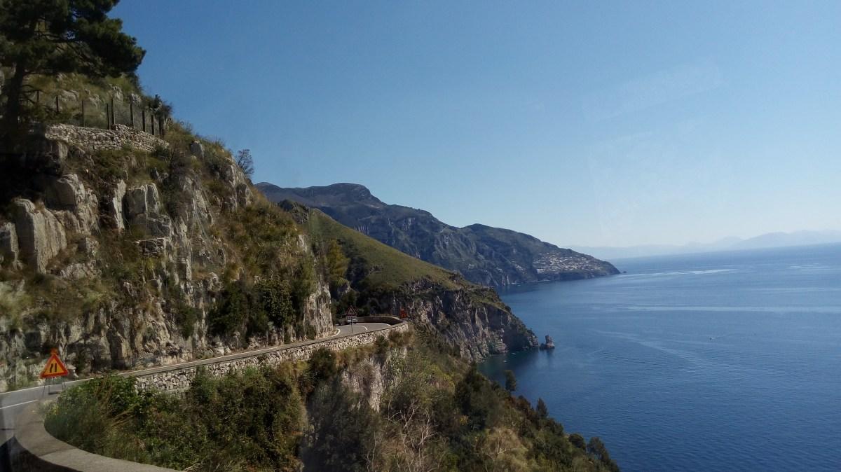 Sul da Itália é sinônimo de paixão avassaladora