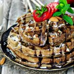 Almond Joy Waffles Recipe
