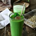 Kale, Aloe Vera, Banana, and Strawberry SmoothieRecipe