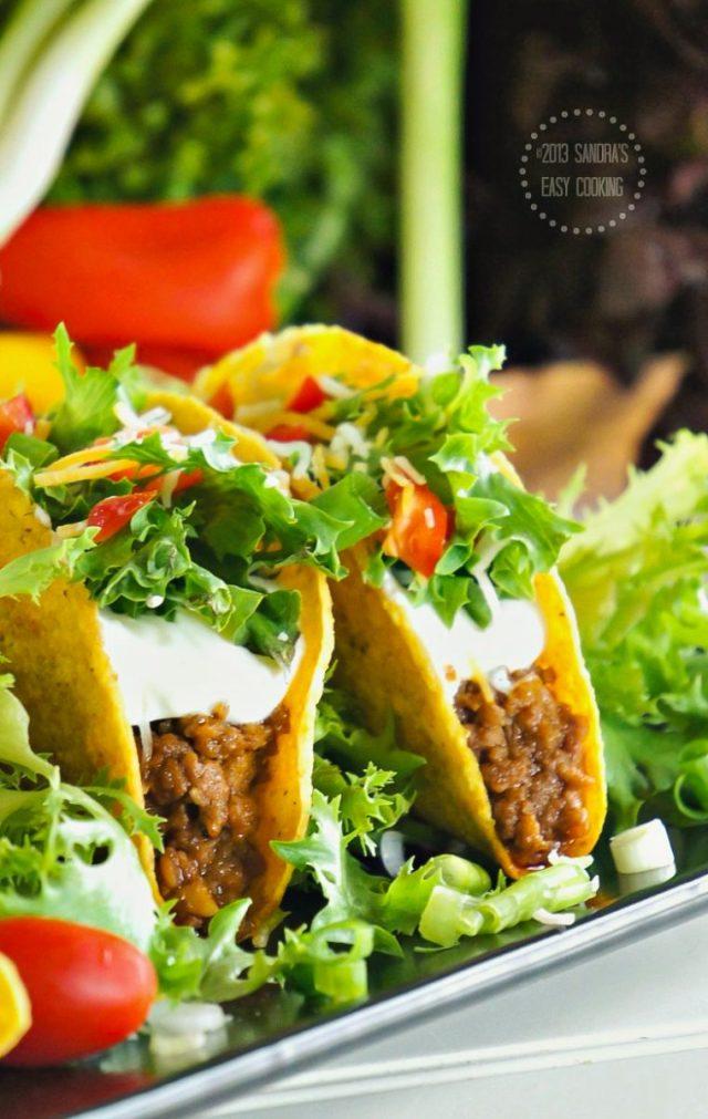Beef Tacos #recipe