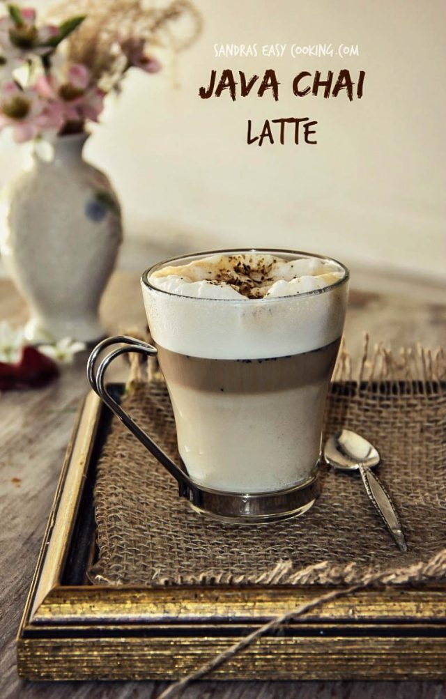 Java Chai Latte Recipe