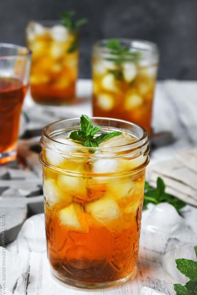 RED ROOIBOS ICED TEA