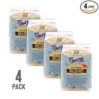 Bob's Red Mill Old Fashioned Regular Rolled Oats, 32 Oz (4 Pack)