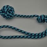 Affenfaus hell und dunkelblau 10mm