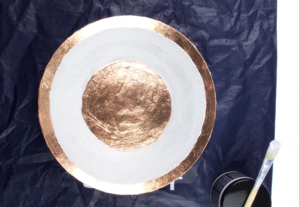 Beton Kupfer Schale 2