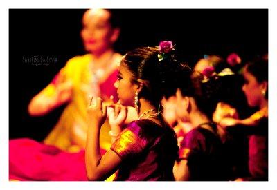 Compagnie danse Bollywood