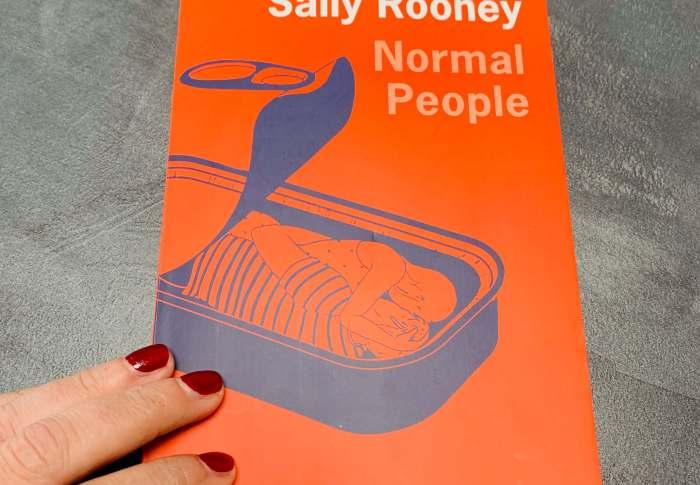 Normal people, Sally Rooney