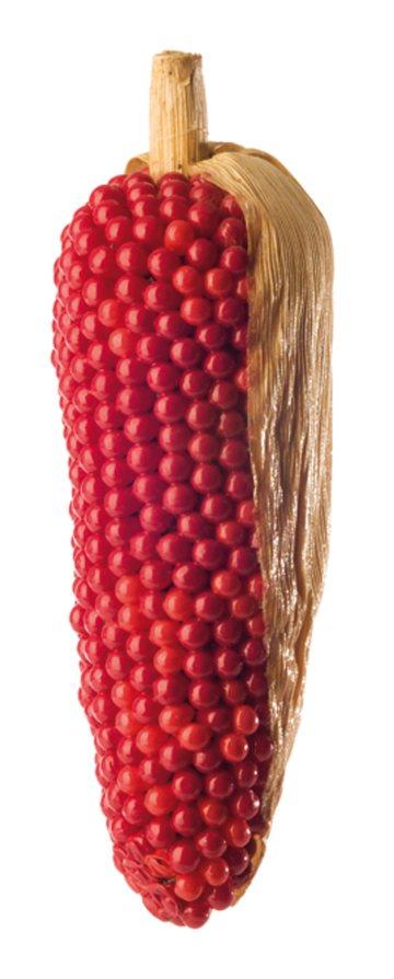 Mutation 2, 2008, H 20 cm, Ø 7 cm / argile, géllules, végétal