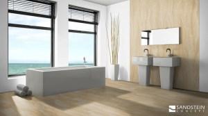 """Flexible Sandstone Flooring & Panelling Design """"Königstein"""""""