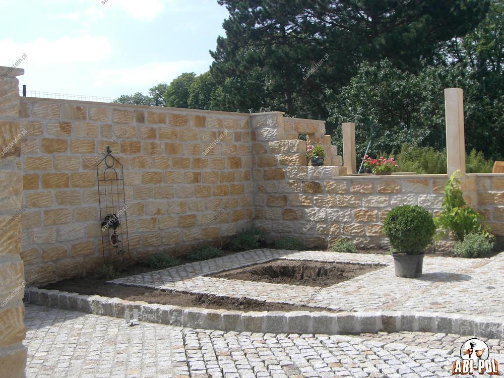 hohlsteine fur gartenmauer - terrasseenbois, Gartengestaltung