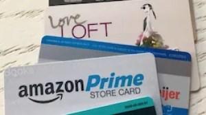 small business marketing ideas: customer loyalty cards